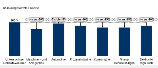 Potenziale der Einkaufspotenzialanalyse