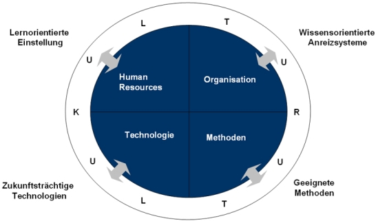 Konzept des Wissensmanagements