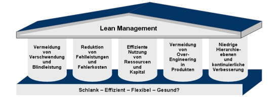 Lean Management, Lean, Lean Production