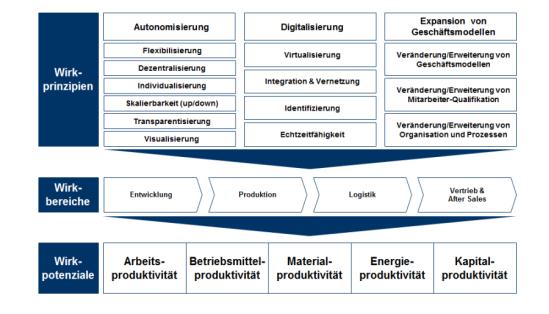Wirkprinzipien, Wirkbereiche und Wirkpotenziale