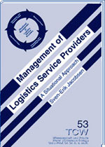 Management of Logistics Service Providers