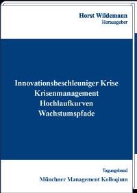 Buchcover des Tagungsbands des Münchner Management Kolloquiums 2021